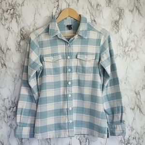 Patagonia Flannel Organic Cotton Long Sleeve